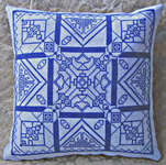 Click for more details of Geometric Dreams #3 (cross stitch) by Golden Circle Designs