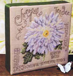 Click for more details of Gerbera Daisy (cross stitch) by Stoney Creek