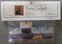 Click for more details of Gigi Embellishment Pack (beads and treasures) by Nora Corbett