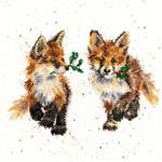 Click for more details of Glad Tidings (cross stitch) by Bothy Threads