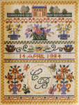 Click for more details of Glorafilia - The Miniature Needlepoint Collection (hardback) by Jennifer Berman & Carole Lazarus