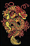 Click for more details of Golden Dragon (cross-stitch kit) by Riolis