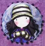Click for more details of Gorjuss - Toadstools (tapestry kit) by Bothy Threads