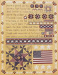 Click for more details of Grand Old Flag (cross-stitch pattern) by Rosewood Manor