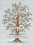 Click for more details of Grandmother's Legacy (cross-stitch pattern) by Sue Hillis Designs