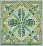 Click for more details of Grasshopper Pie (cross-stitch pattern) by Glendon Place