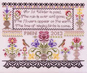 Click for more details of Graystone Manor (cross-stitch pattern) by Rosewood Manor