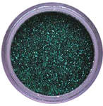 Click for more details of Green Super Sparkle Embossing Powder (embossing) by Personal Impressions