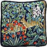 Click for more details of Greenery Hares Tapestry (tapestry) by Bothy Threads