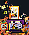 Click for more details of Halloween Time (cross stitch) by Stoney Creek