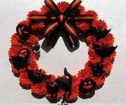 Click for more details of Halloween Wreaths (quilling) by Lake City Craft Co
