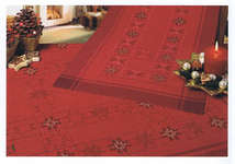 Click for more details of Hardanger 43 - Christmas Squares and Stars (hardanger pattern) by Rico Design