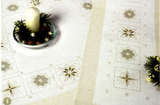 Click for more details of Hardanger 50 - Snowflakes and Stars (hardanger pattern) by Rico Design