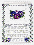Click for more details of Hardanger Heirlooms (hardanger) by Stoney Creek
