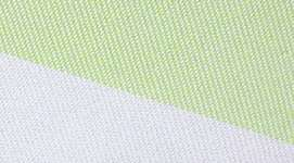 Click for more details of Hardanger Table Linen with Pastel Edges (fabric) by Rico Design