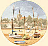 Click for more details of High and Dry (cross stitch) by John Clayton