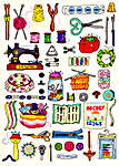 Click for more details of Hobbies : Sewing (cross stitch) by Bothy Threads