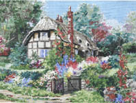 Click for more details of Hollybush (cross-stitch pattern) by Pegasus