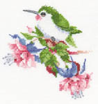 Click for more details of Humming Along (cross-stitch) by Valerie Pfeiffer