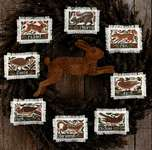 Click for more details of In the Woods (cross stitch) by The Prairie Schooler