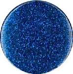 Click for more details of Indigo Blue Ultra Fine Glitter (embellishments) by Personal Impressions