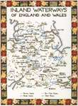 Click for more details of Inland Waterways of England and Wales (cross-stitch) by Sue Ryder