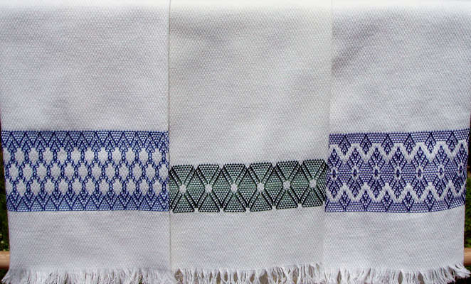 Click for more details of Inspiration 1 (swedish weaving pattern) by Swedish Weave Designs