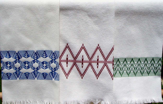 Click for more details of Inspiration 2 (swedish weaving pattern) by Swedish Weave Designs