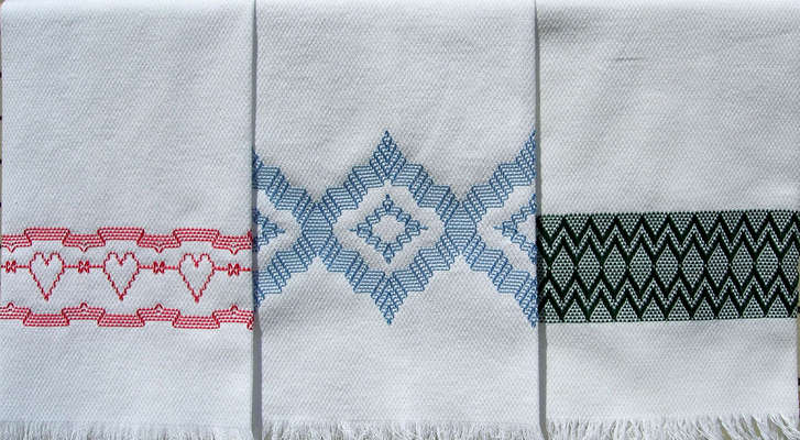 Click for more details of Inspiration 3 (swedish weaving pattern) by Swedish Weave Designs