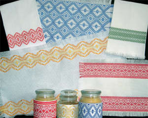 Click for more details of Inspiration 4 (swedish weaving) by Swedish Weave Designs
