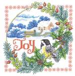 Click for more details of Joy of Christmas (cross-stitch pattern) by Imaginating