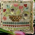 Click for more details of Jump Into Spring (cross stitch) by Jeannette Douglas