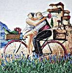 Click for more details of Just Married (cross-stitch kit) by Design Works