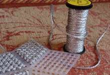 Click for more details of Kreinik Heavy Braid #32 (thread and floss) by Kreinik