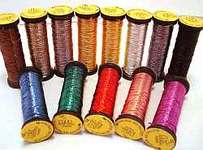 Click for more details of Kreinik Japan Thread #5 (thread and floss) by Kreinik