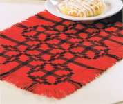 Click for more details of Learn Swedish Weave and Huck Embroidery (swedish weaving) by Swedish Weave Designs