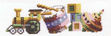 Click for more details of Learn to do Cross Stitch in just one Day (cross-stitch pattern) by Annie's Attic