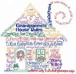 Click for more details of Let's have fun at Grandma's (cross stitch) by Imaginating