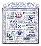 Click for more details of Let's Quilt (cross stitch) by Imaginating
