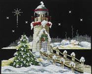 Click for more details of Light Of Christmas (cross-stitch pattern) by Stoney Creek