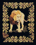 Click for more details of Lion (cross-stitch pattern) by Green Apple