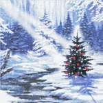 Click for more details of Little Christmas Tree (cross stitch) by Kustom Krafts