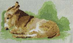 Click for more details of Little Donkey (cross-stitch pattern) by Anne Peden