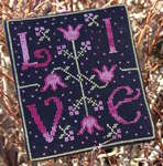 Click for more details of Live (cross stitch) by New York Dreamer