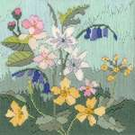 Click for more details of Long Stitch Seasons : Spring (long-stitch) by Rose Swalwell