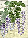 Click for more details of Long Stitch - Wisteria (long-stitch) by Anne Peden