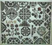 Click for more details of Love Quaker Style (cross stitch) by AuryTM