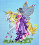 Click for more details of Magical Journey (cross-stitch) by Cross Stitching Art
