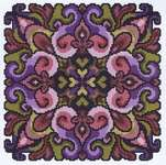Click for more details of Mandala Set 1 (cross-stitch) by Ink Circles