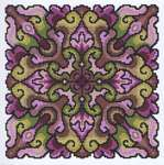 Click for more details of Mandala Set 2 (cross-stitch pattern) by Ink Circles